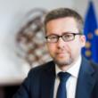 Comissário europeu Carlos Moedas em Portugal