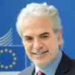 Comissário europeu Christos Stylianides em Lisboa