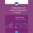 Evolução do emprego e da situação social na Europa de 2019