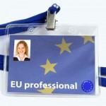 Carteira Profissional Europeia